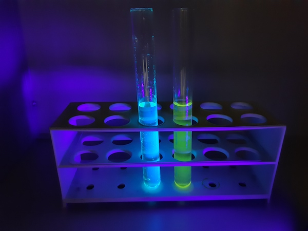 molecole fluorescenti