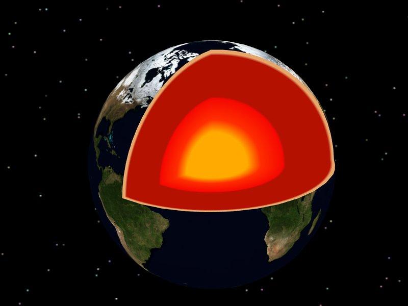maree solide continenti