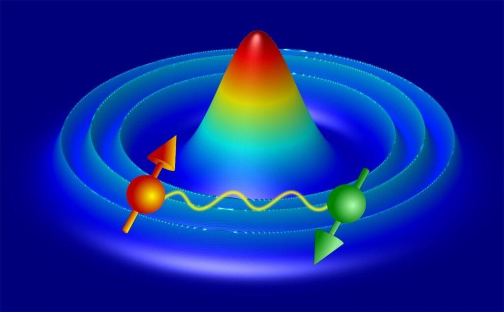 Quantum rings laser lasers optical lattice