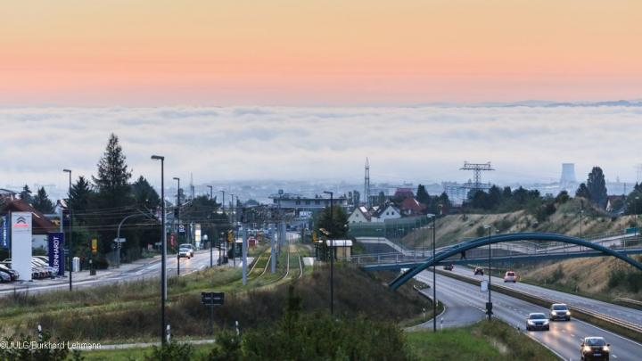 traffic air pollutant nitrogen dioxide COVID-19
