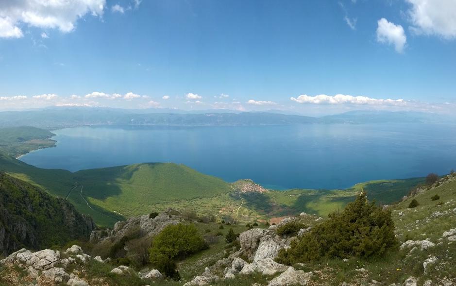 Lago di Ocrida biodiversità Europa