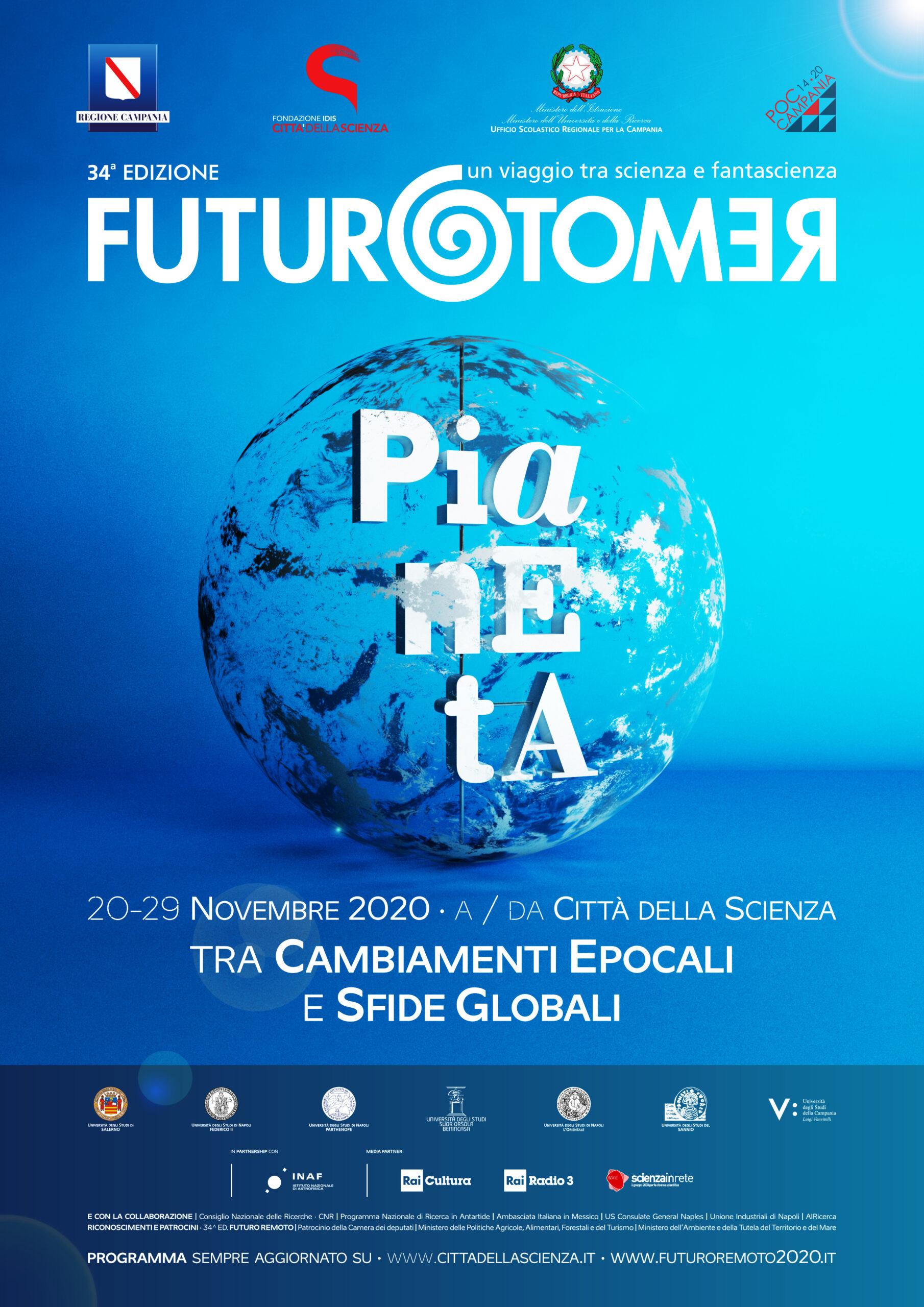 Futuro Remoto XXXIV edizione