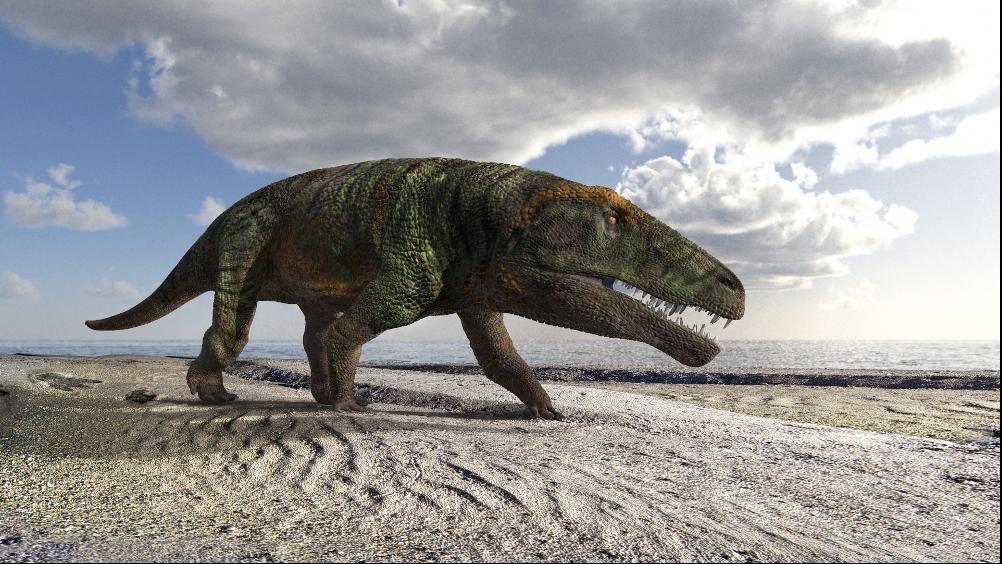 orme fossili grandi rettili Alpi occidentali