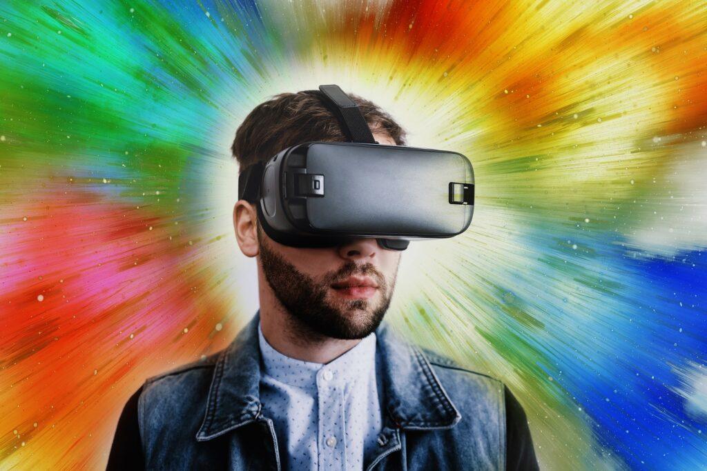 realtà virtuale reazioni