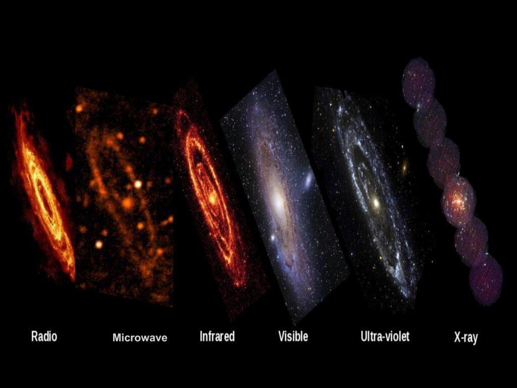 galassia di Andromeda immagine