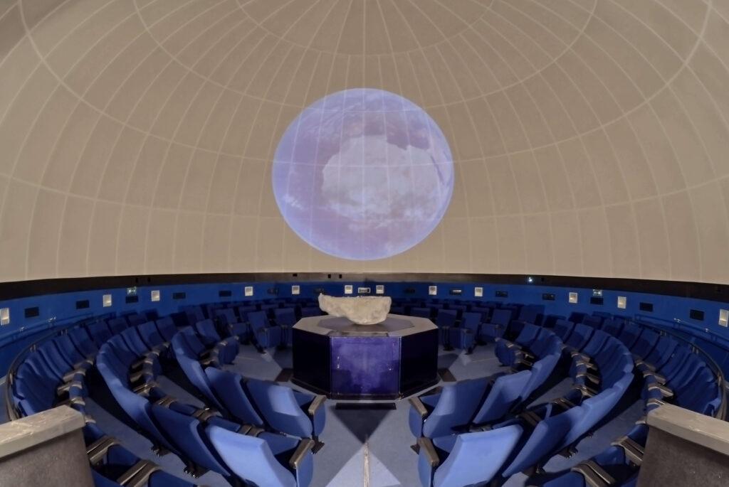 Planetario di Roma riapre