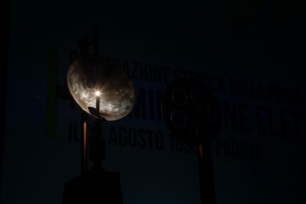 lampada ad arco voltaico