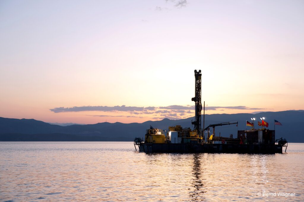 biodiversità clima lago di Ocrida